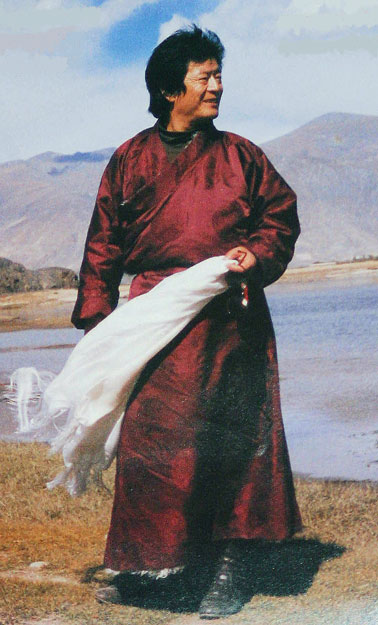 Thinley-norbu-young